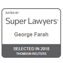 Super Lawyers, George Farah